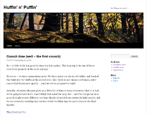 Screenshot of http://huffin-n-puffin.com/. Taken on 2014-12-22.